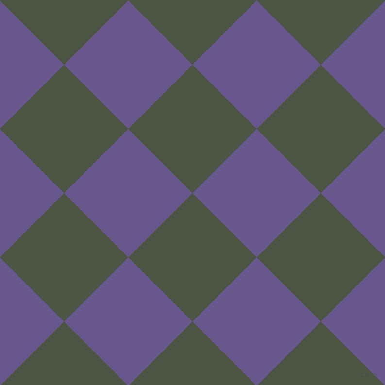 45/135 degree angle diagonal checkered chequered squares checker pattern checkers background, 187 pixel squares size, , Cabbage Pont and Butterfly Bush checkers chequered checkered squares seamless tileable