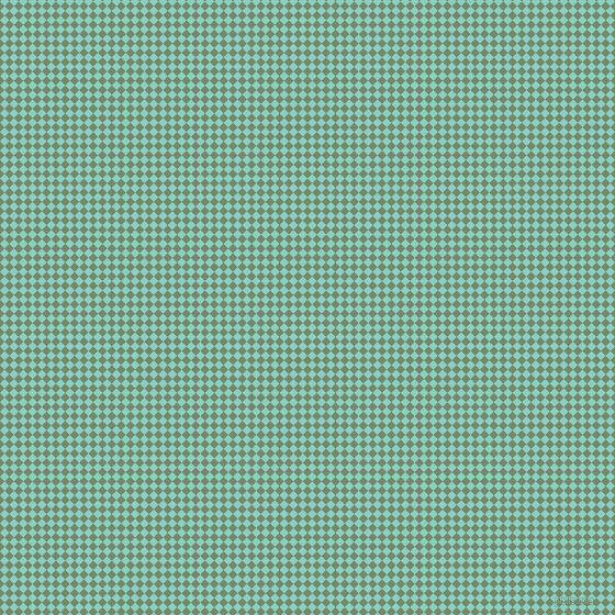 45/135 degree angle diagonal checkered chequered squares checker pattern checkers background, 6 pixel square size, , Camouflage Green and Bermuda checkers chequered checkered squares seamless tileable