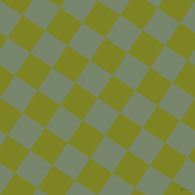 56/146 degree angle diagonal checkered chequered squares checker pattern checkers background, 91 pixel squares size, , Camouflage Green and Trendy Green checkers chequered checkered squares seamless tileable