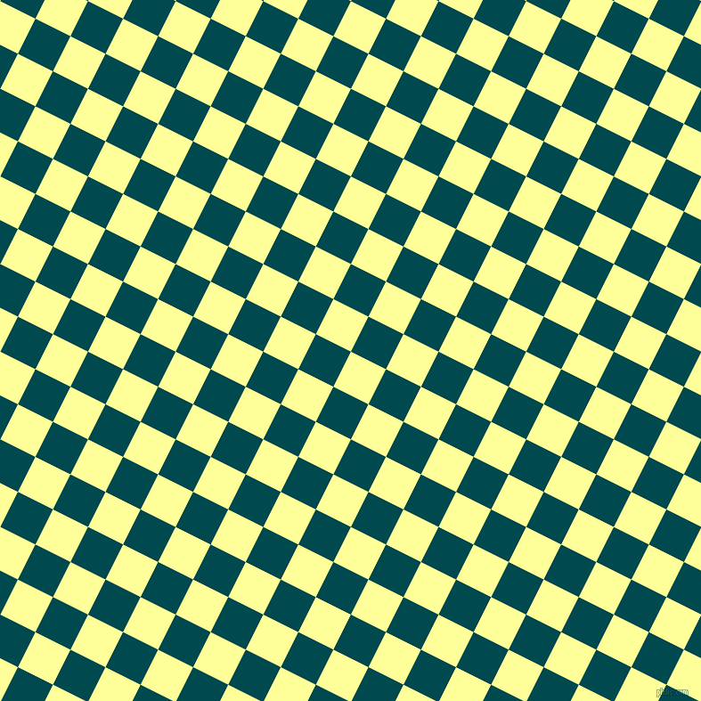 63/153 degree angle diagonal checkered chequered squares checker pattern checkers background, 44 pixel squares size, , Canary and Sherpa Blue checkers chequered checkered squares seamless tileable