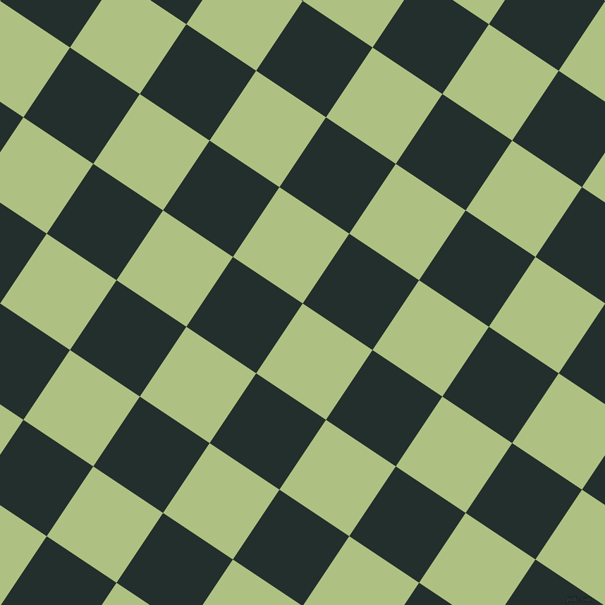 56/146 degree angle diagonal checkered chequered squares checker pattern checkers background, 119 pixel squares size, , Caper and Racing Green checkers chequered checkered squares seamless tileable