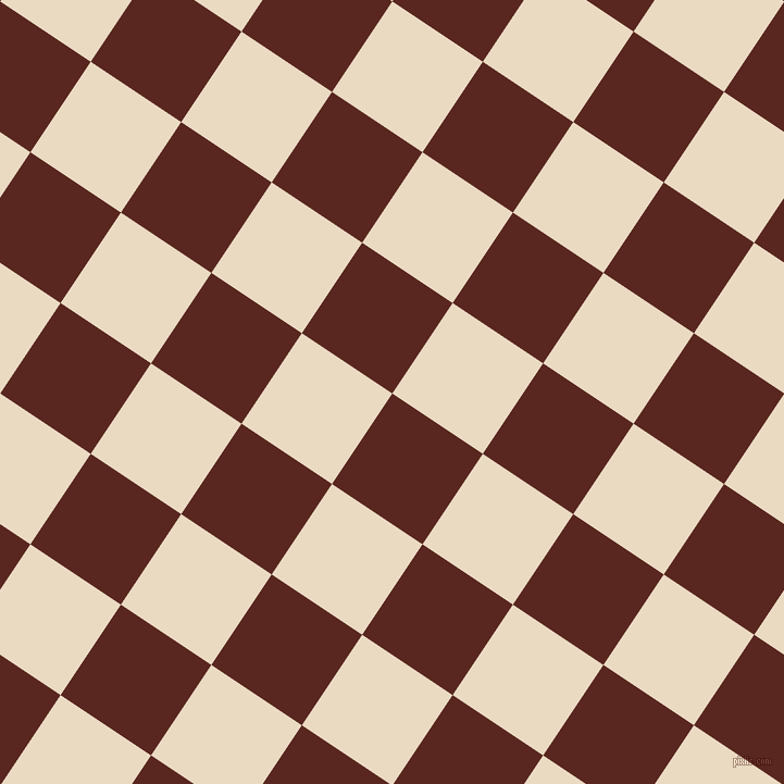 56/146 degree angle diagonal checkered chequered squares checker pattern checkers background, 100 pixel square size, , Caput Mortuum and Solitaire checkers chequered checkered squares seamless tileable