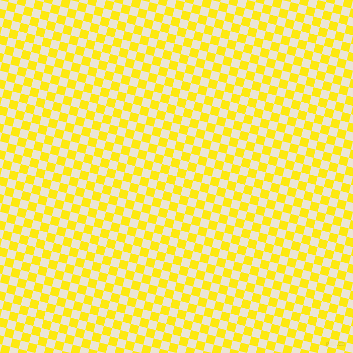 76/166 degree angle diagonal checkered chequered squares checker pattern checkers background, 17 pixel squares size, , Cararra and Lemon checkers chequered checkered squares seamless tileable