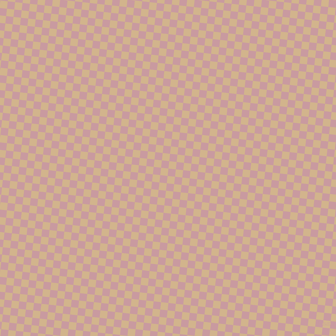 84/174 degree angle diagonal checkered chequered squares checker pattern checkers background, 15 pixel square size, , Careys Pink and Tan checkers chequered checkered squares seamless tileable