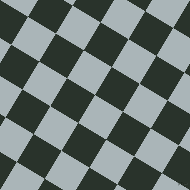 59/149 degree angle diagonal checkered chequered squares checker pattern checkers background, 109 pixel squares size, , Casper and Gordons Green checkers chequered checkered squares seamless tileable