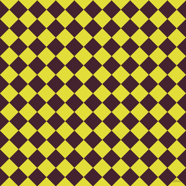 45/135 degree angle diagonal checkered chequered squares checker pattern checkers background, 50 pixel squares size, , Castro and Starship checkers chequered checkered squares seamless tileable