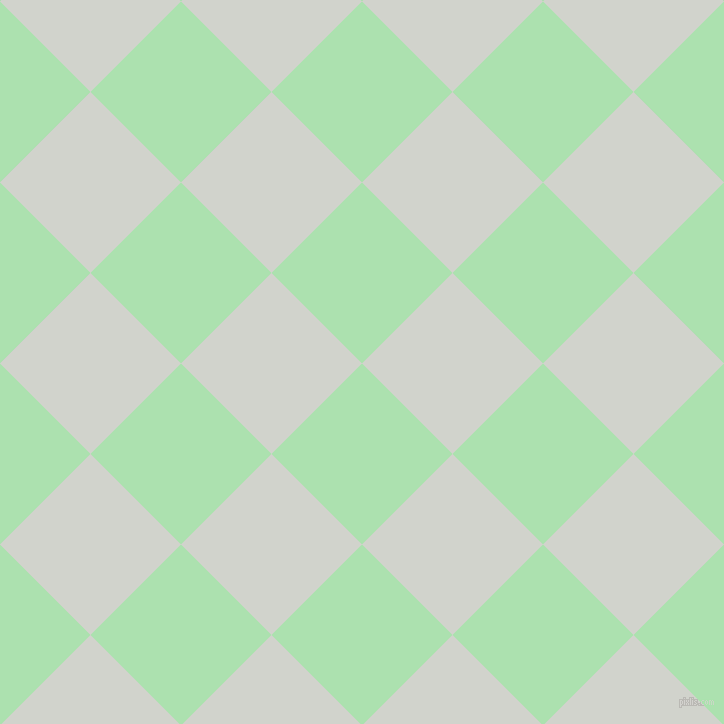 45/135 degree angle diagonal checkered chequered squares checker pattern checkers background, 128 pixel square size, , Celadon and Grey Nurse checkers chequered checkered squares seamless tileable