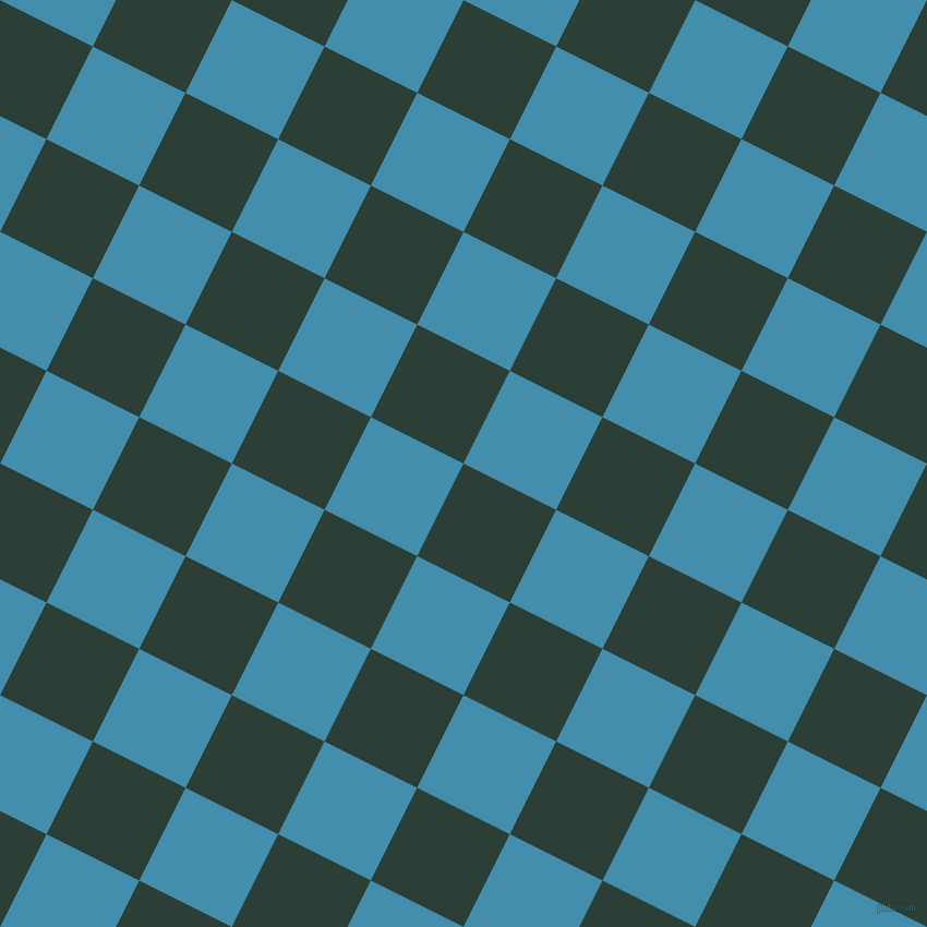 63/153 degree angle diagonal checkered chequered squares checker pattern checkers background, 95 pixel square size, , Celtic and Boston Blue checkers chequered checkered squares seamless tileable