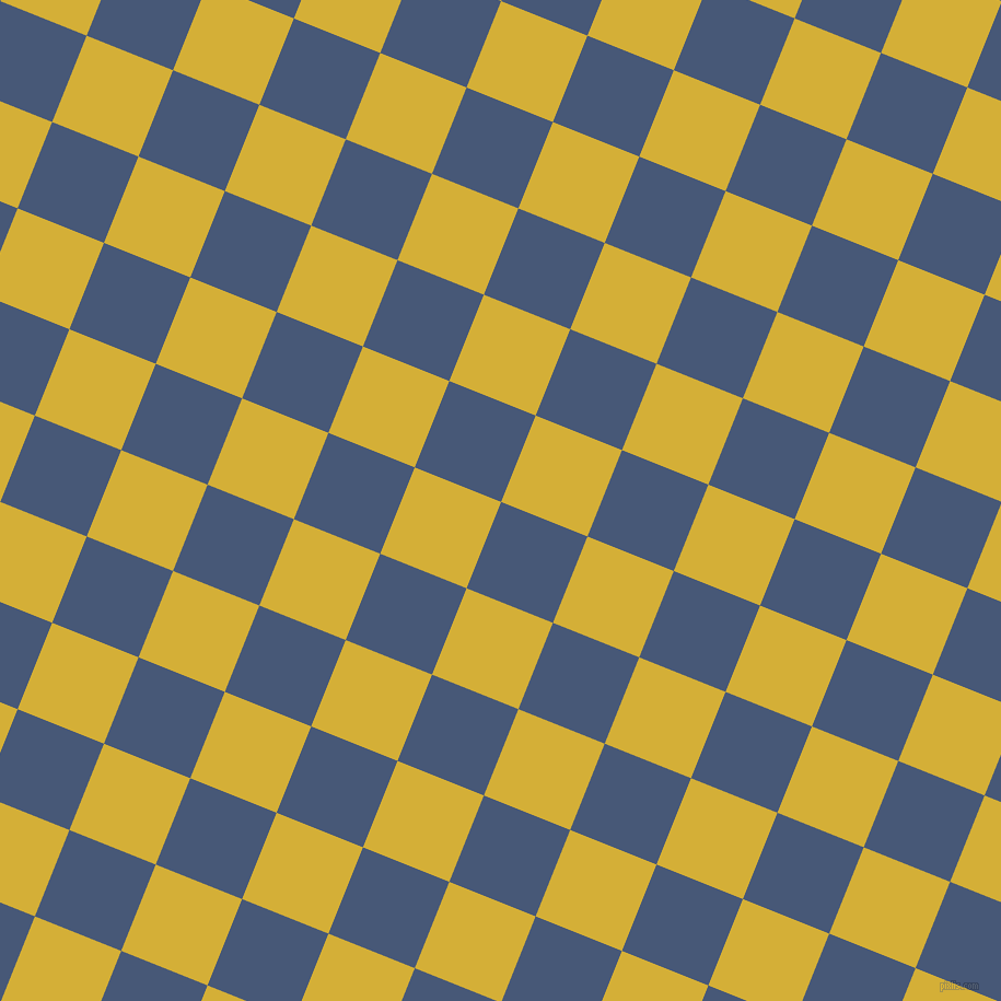 68/158 degree angle diagonal checkered chequered squares checker pattern checkers background, 85 pixel square size, , Chambray and Metallic Gold checkers chequered checkered squares seamless tileable