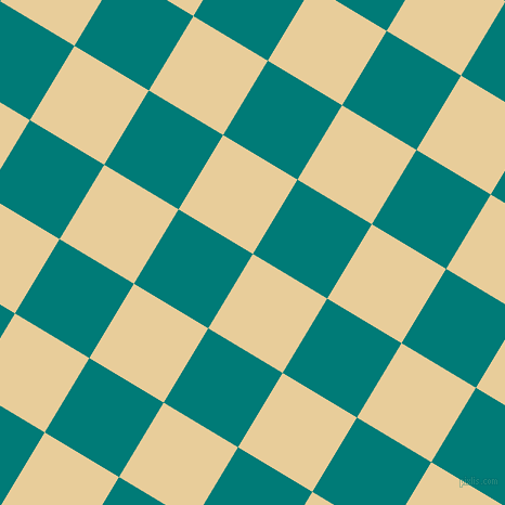 59/149 degree angle diagonal checkered chequered squares checker pattern checkers background, 80 pixel squares size, , Chamois and Surfie Green checkers chequered checkered squares seamless tileable