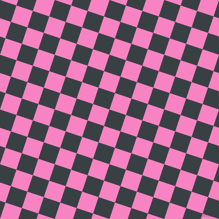 72/162 degree angle diagonal checkered chequered squares checker pattern checkers background, 57 pixel squares size, , Charade and Tea Rose checkers chequered checkered squares seamless tileable
