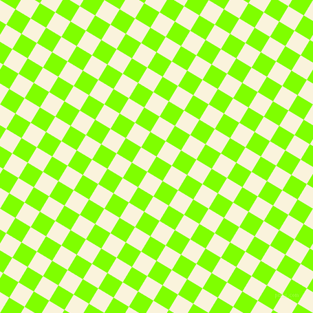 59/149 degree angle diagonal checkered chequered squares checker pattern checkers background, 26 pixel squares size, , Chartreuse and Off Yellow checkers chequered checkered squares seamless tileable