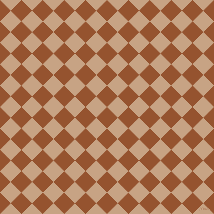 45/135 degree angle diagonal checkered chequered squares checker pattern checkers background, 49 pixel squares size, , Chelsea Gem and Rodeo Dust checkers chequered checkered squares seamless tileable