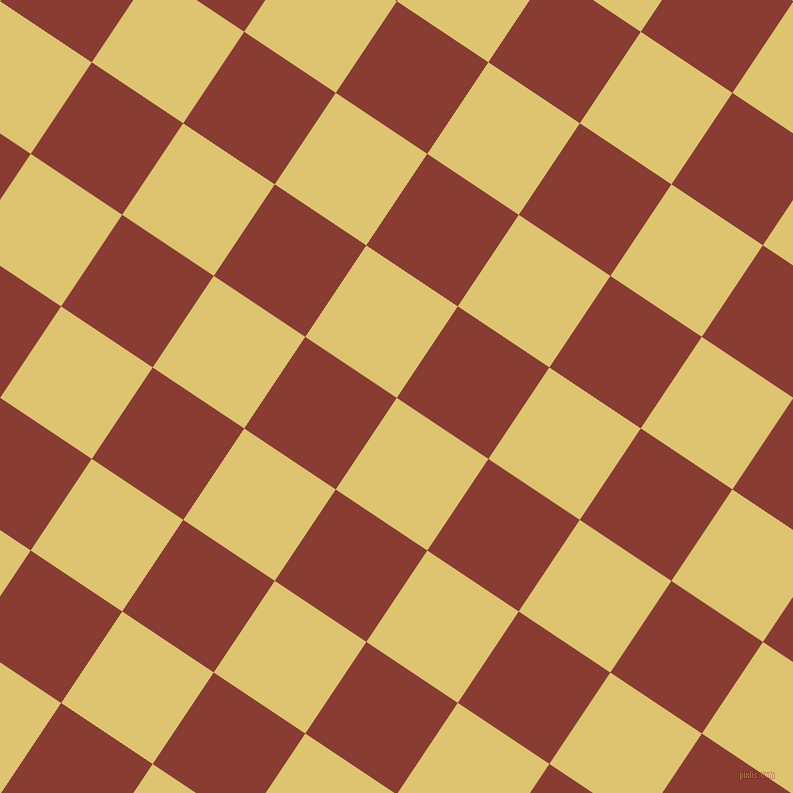 56/146 degree angle diagonal checkered chequered squares checker pattern checkers background, 110 pixel squares size, Chenin and Prairie Sand checkers chequered checkered squares seamless tileable