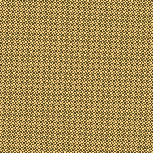 82/172 degree angle diagonal checkered chequered squares checker pattern checkers background, 5 pixel square size, , Cherokee and Bronze Olive checkers chequered checkered squares seamless tileable