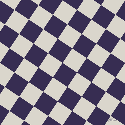 56/146 degree angle diagonal checkered chequered squares checker pattern checkers background, 59 pixel square size, , Cherry Pie and White Pointer checkers chequered checkered squares seamless tileable
