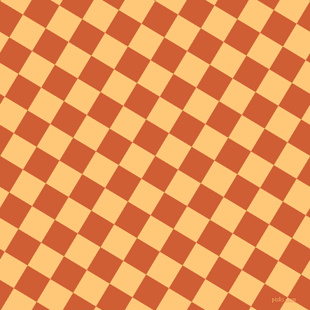 59/149 degree angle diagonal checkered chequered squares checker pattern checkers background, 38 pixel square size, , Chilean Fire and Chardonnay checkers chequered checkered squares seamless tileable