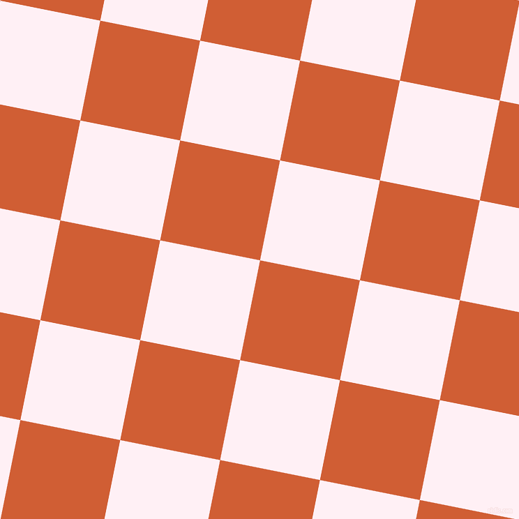 79/169 degree angle diagonal checkered chequered squares checker pattern checkers background, 146 pixel squares size, , Chilean Fire and Lavender Blush checkers chequered checkered squares seamless tileable