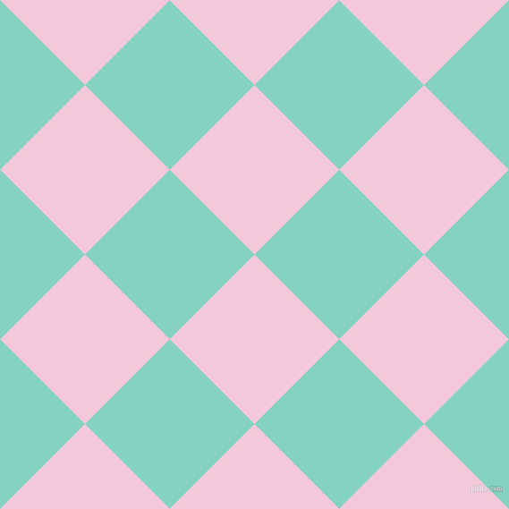 45/135 degree angle diagonal checkered chequered squares checker pattern checkers background, 134 pixel squares size, , Classic Rose and Bermuda checkers chequered checkered squares seamless tileable