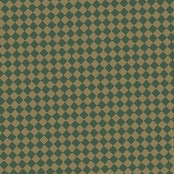 48/138 degree angle diagonal checkered chequered squares checker pattern checkers background, 21 pixel squares size, , Clay Creek and Grey-Asparagus checkers chequered checkered squares seamless tileable