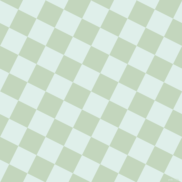 63/153 degree angle diagonal checkered chequered squares checker pattern checkers background, 71 pixel squares size, , Clear Day and Surf Crest checkers chequered checkered squares seamless tileable