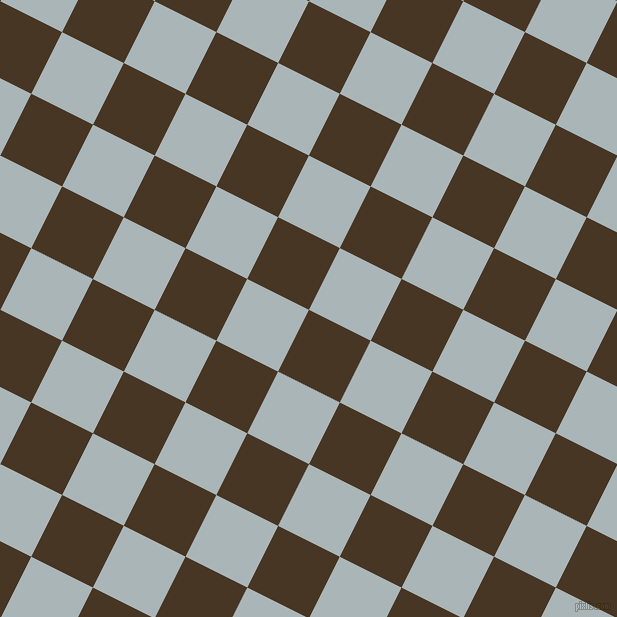 63/153 degree angle diagonal checkered chequered squares checker pattern checkers background, 69 pixel squares size, , Clinker and Casper checkers chequered checkered squares seamless tileable
