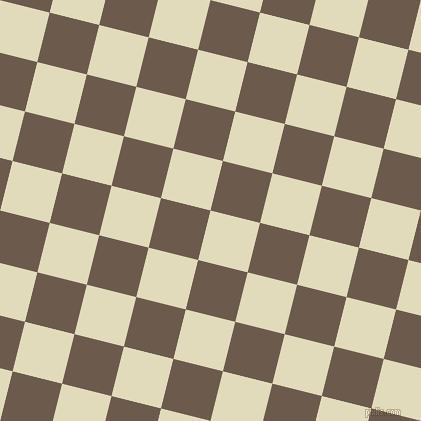 76/166 degree angle diagonal checkered chequered squares checker pattern checkers background, 51 pixel squares size, , Coconut Cream and Domino checkers chequered checkered squares seamless tileable