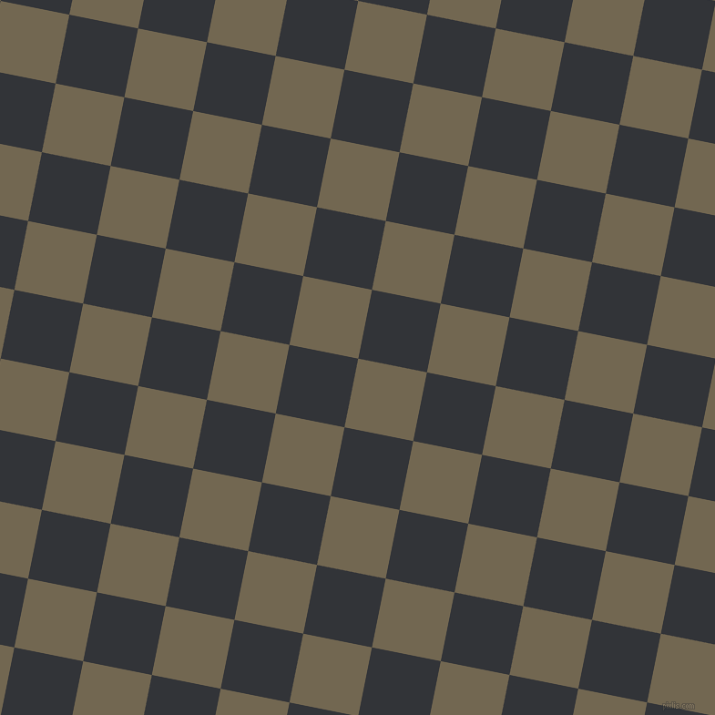 79/169 degree angle diagonal checkered chequered squares checker pattern checkers background, 77 pixel square size, , Coffee and Ebony Clay checkers chequered checkered squares seamless tileable