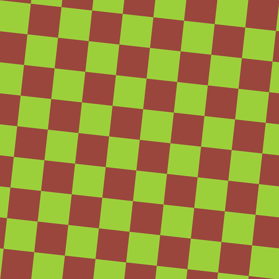 84/174 degree angle diagonal checkered chequered squares checker pattern checkers background, 99 pixel square size, , Cognac and Atlantis checkers chequered checkered squares seamless tileable