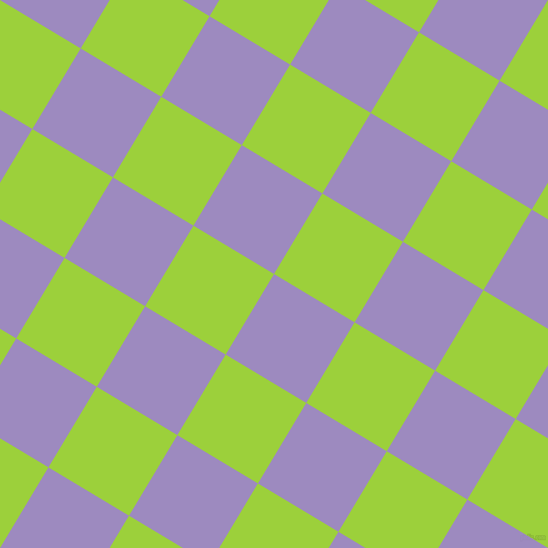 59/149 degree angle diagonal checkered chequered squares checker pattern checkers background, 132 pixel square size, , Cold Purple and Atlantis checkers chequered checkered squares seamless tileable