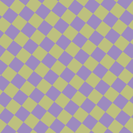 52/142 degree angle diagonal checkered chequered squares checker pattern checkers background, 40 pixel square size, , Cold Purple and Pine Glade checkers chequered checkered squares seamless tileable