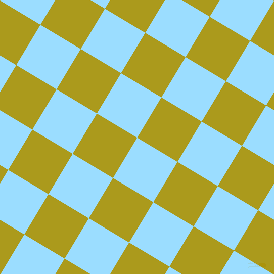 59/149 degree angle diagonal checkered chequered squares checker pattern checkers background, 93 pixel square size, , Columbia Blue and Lucky checkers chequered checkered squares seamless tileable