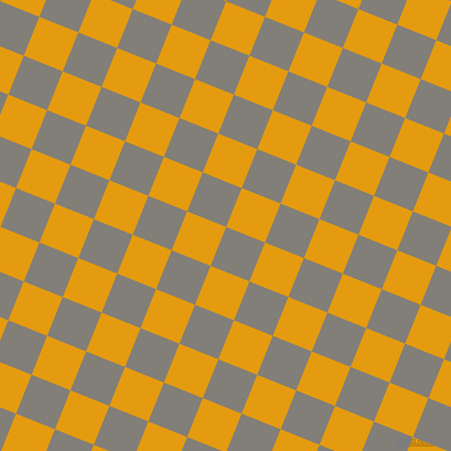 68/158 degree angle diagonal checkered chequered squares checker pattern checkers background, 38 pixel square size, , Concord and Gamboge checkers chequered checkered squares seamless tileable