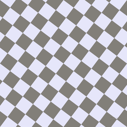 53/143 degree angle diagonal checkered chequered squares checker pattern checkers background, 41 pixel square size, , Concord and Lavender checkers chequered checkered squares seamless tileable