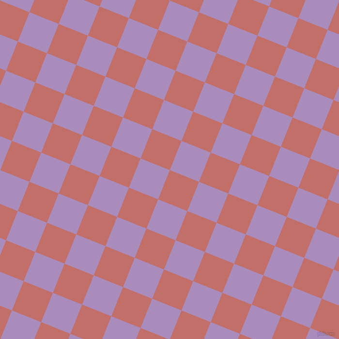 68/158 degree angle diagonal checkered chequered squares checker pattern checkers background, 65 pixel square size, , Contessa and East Side checkers chequered checkered squares seamless tileable