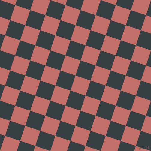 72/162 degree angle diagonal checkered chequered squares checker pattern checkers background, 53 pixel squares size, , Contessa and Mirage checkers chequered checkered squares seamless tileable