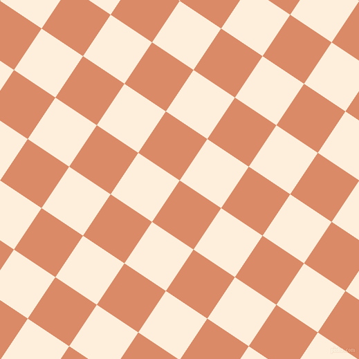 56/146 degree angle diagonal checkered chequered squares checker pattern checkers background, 72 pixel squares size, , Copper and Forget Me Not checkers chequered checkered squares seamless tileable