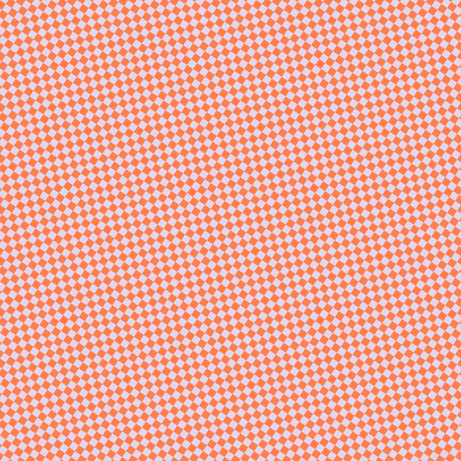 56/146 degree angle diagonal checkered chequered squares checker pattern checkers background, 10 pixel square size, , Coral and Blue Chalk checkers chequered checkered squares seamless tileable