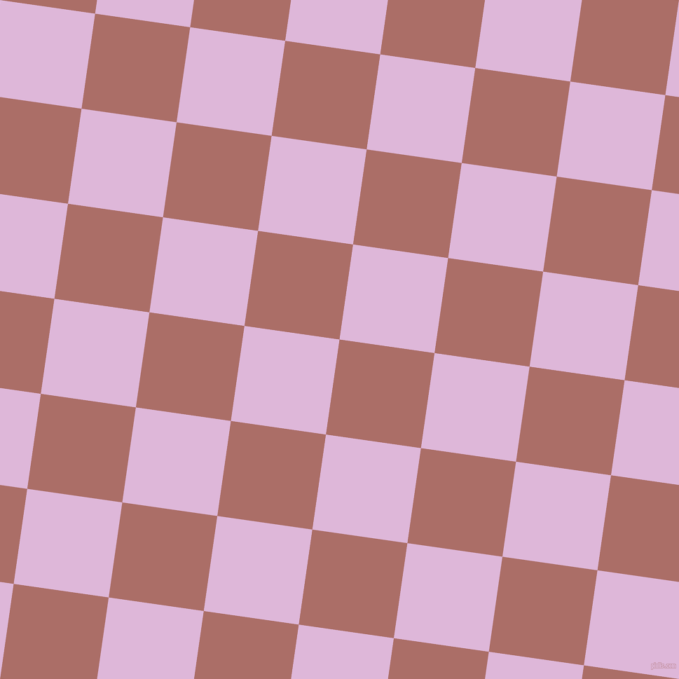 82/172 degree angle diagonal checkered chequered squares checker pattern checkers background, 137 pixel squares size, , Coral Tree and French Lilac checkers chequered checkered squares seamless tileable