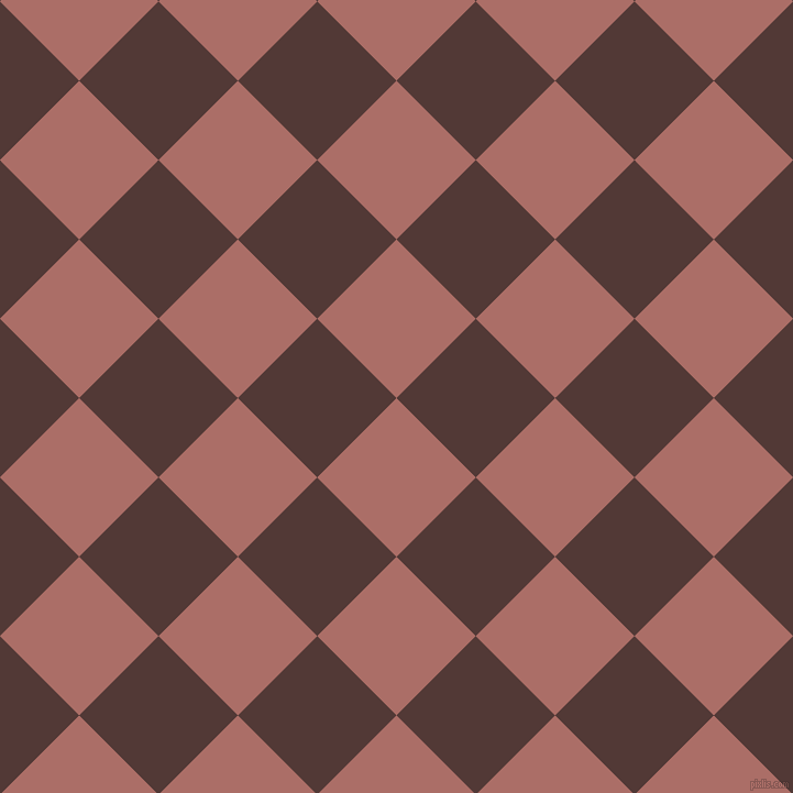 45/135 degree angle diagonal checkered chequered squares checker pattern checkers background, 102 pixel square size, , Coral Tree and Van Cleef checkers chequered checkered squares seamless tileable