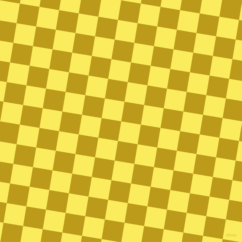 81/171 degree angle diagonal checkered chequered squares checker pattern checkers background, 67 pixel square size, , Corn and Buddha Gold checkers chequered checkered squares seamless tileable