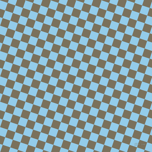 72/162 degree angle diagonal checkered chequered squares checker pattern checkers background, 26 pixel square size, Cornflower and Pablo checkers chequered checkered squares seamless tileable