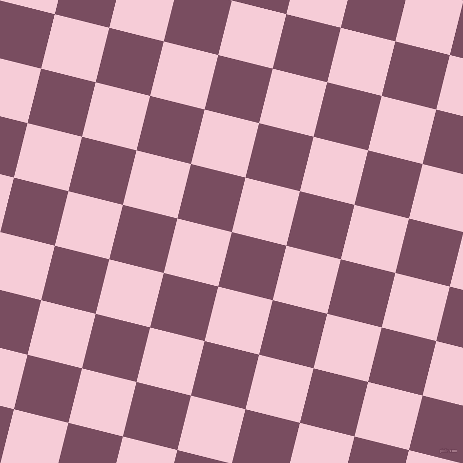 76/166 degree angle diagonal checkered chequered squares checker pattern checkers background, 115 pixel square size, , Cosmic and Pink Lace checkers chequered checkered squares seamless tileable