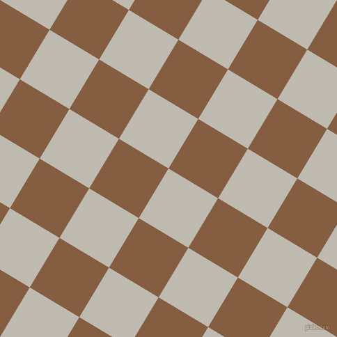 59/149 degree angle diagonal checkered chequered squares checker pattern checkers background, 83 pixel square size, , Cotton Seed and Dark Wood checkers chequered checkered squares seamless tileable