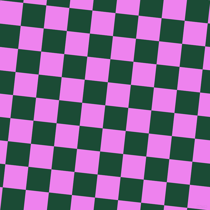 84/174 degree angle diagonal checkered chequered squares checker pattern checkers background, 80 pixel square size, , County Green and Violet checkers chequered checkered squares seamless tileable