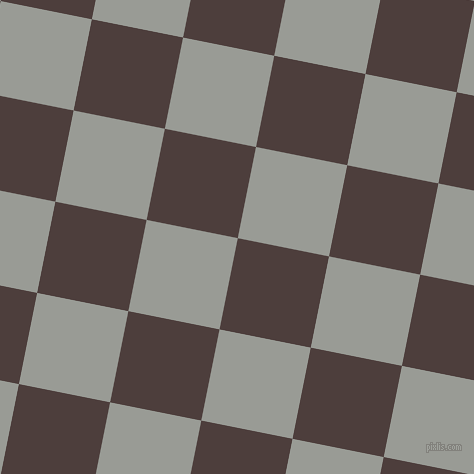 79/169 degree angle diagonal checkered chequered squares checker pattern checkers background, 93 pixel squares size, , Crater Brown and Delta checkers chequered checkered squares seamless tileable