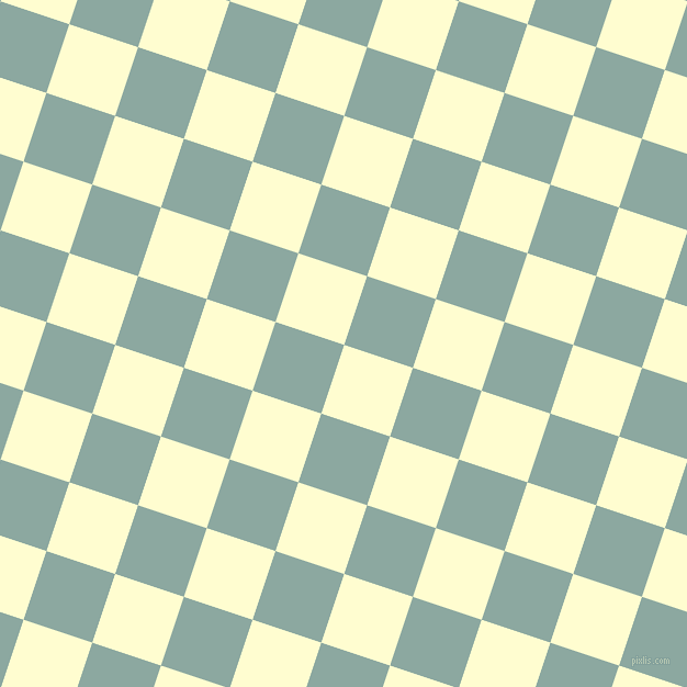 72/162 degree angle diagonal checkered chequered squares checker pattern checkers background, 66 pixel square size, , Cream and Cascade checkers chequered checkered squares seamless tileable