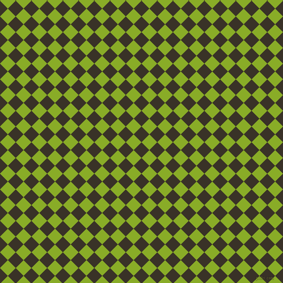 45/135 degree angle diagonal checkered chequered squares checker pattern checkers background, 22 pixel square size, , Creole and Limerick checkers chequered checkered squares seamless tileable