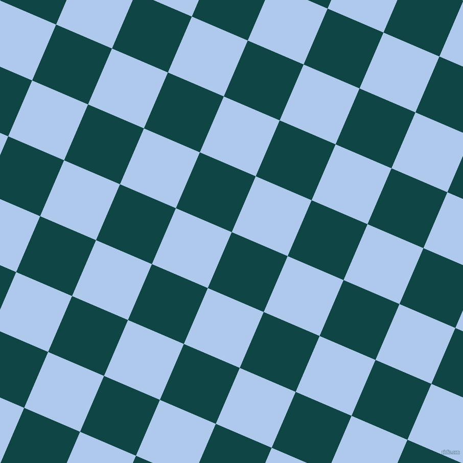 67/157 degree angle diagonal checkered chequered squares checker pattern checkers background, 119 pixel squares size, , Cyprus and Tropical Blue checkers chequered checkered squares seamless tileable