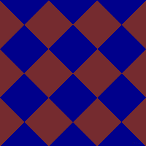 45/135 degree angle diagonal checkered chequered squares checker pattern checkers background, 116 pixel square size, , Dark Blue and Tamarillo checkers chequered checkered squares seamless tileable